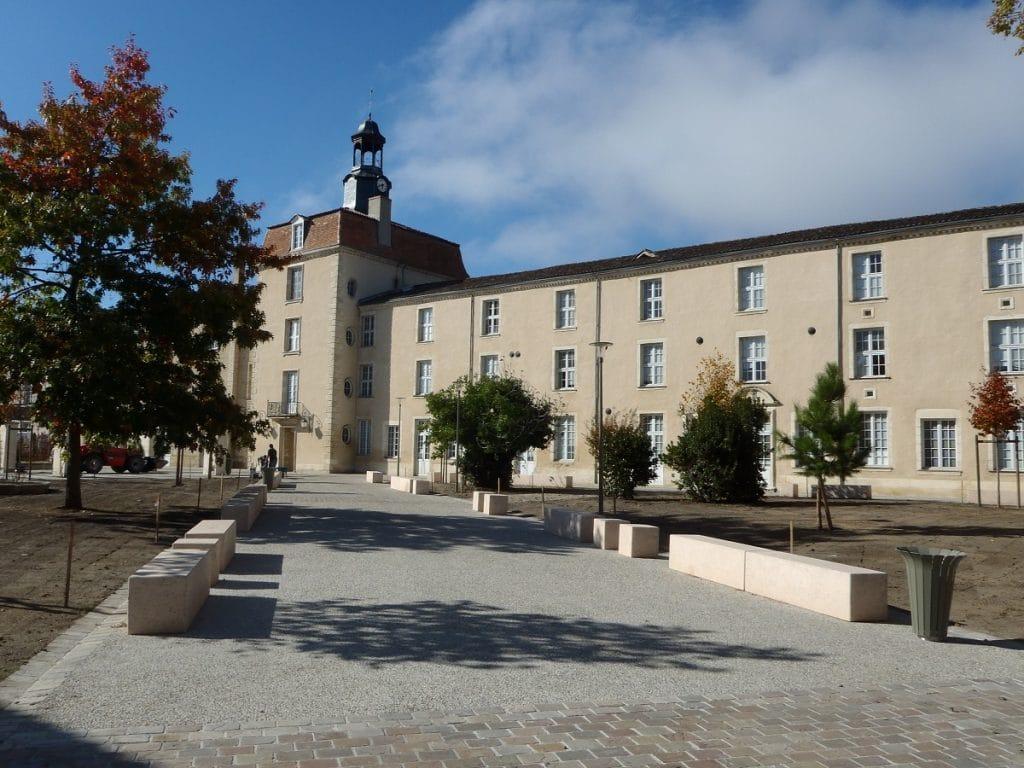 Lycée de Bazas, Agence Trouillot & Hermel paysagistes