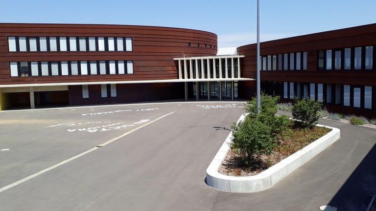 Lycée de Pibrac, Mme Bordone