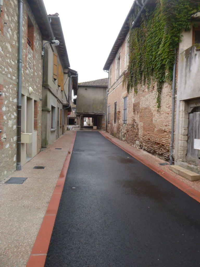 Rue de la Goffie - Briatexte, 2AU