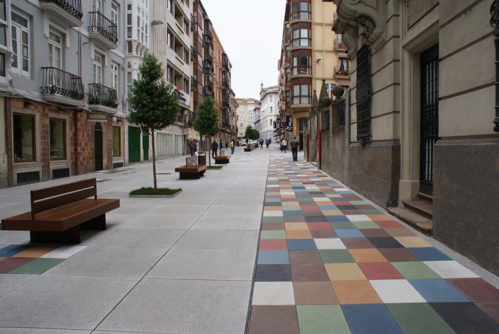 Calle Rubio - Santander,