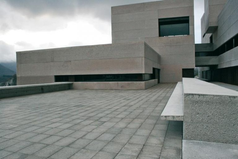 Santuario de Arantzazu - Oñati, AH &