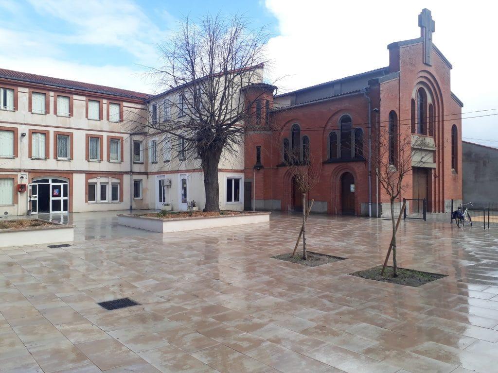 Centre Fages - Toulouse, Céline Marcos architecte
