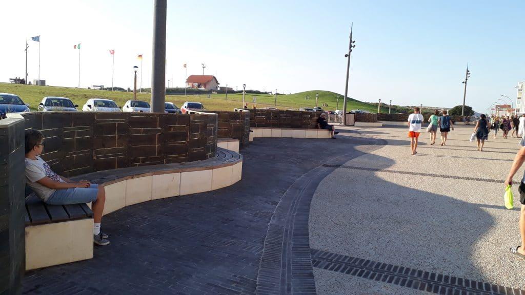 Esplanade du blv des sables - Biscarrosse, Atelier BKM