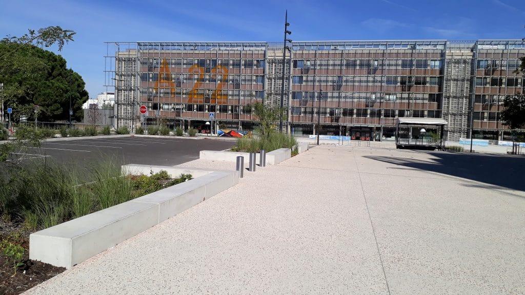 Campus des sciences de Bordeaux / secteur Béthanie, SCE