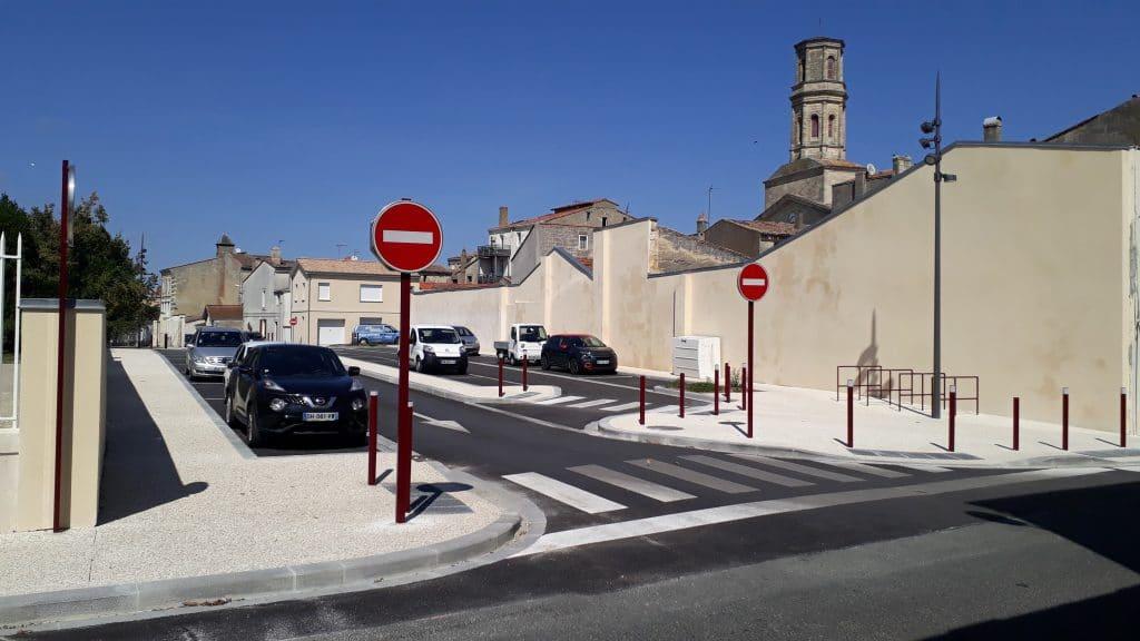 Rue de Grassi - Pauillac, EDANLO