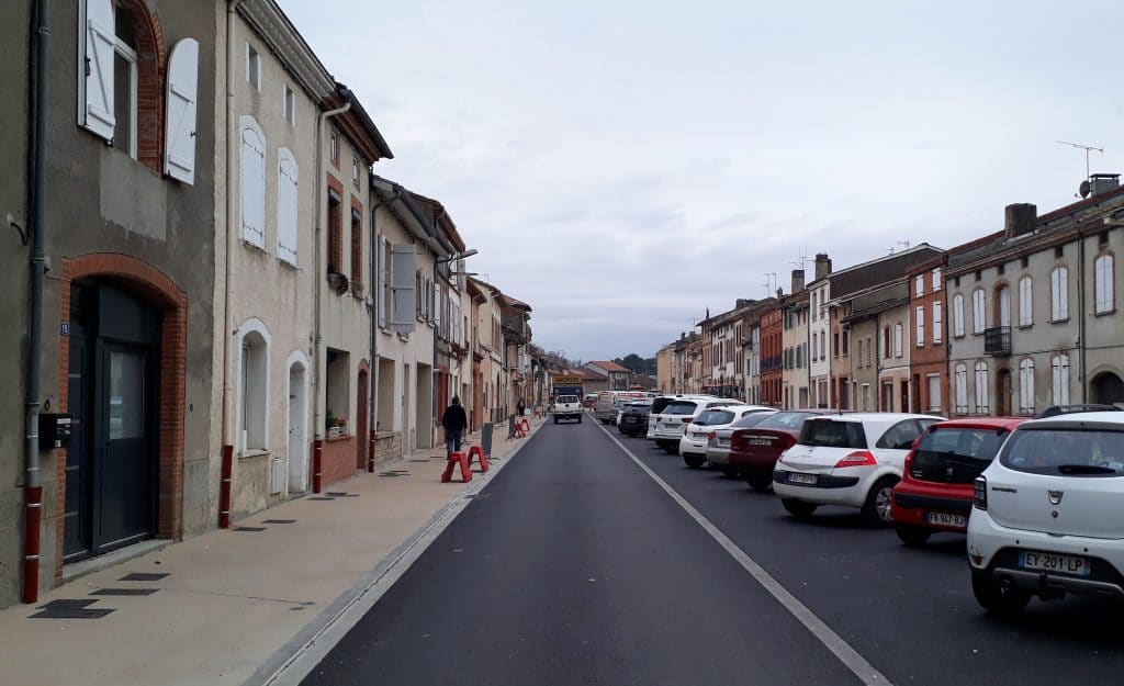 Allée Balouard - Saverdun, Agence PL N
