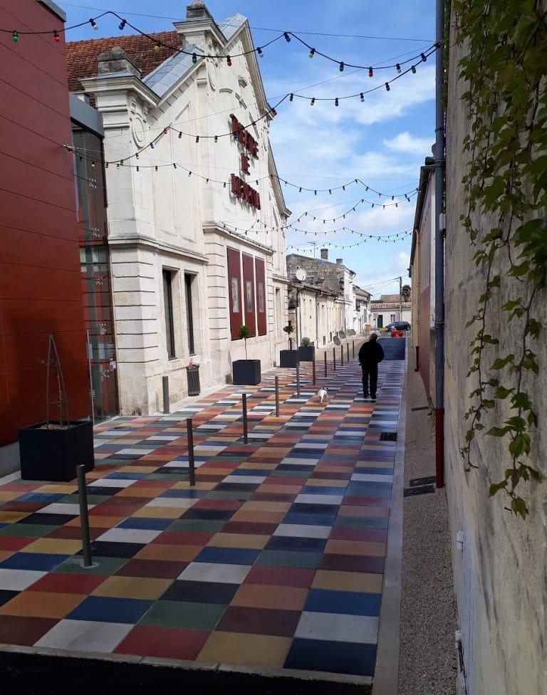 Théâtre Liburnia - Libourne, BEG de La Cali