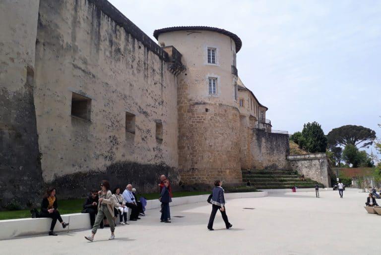 Chateau Vieux - Bayonne, David Abéradère