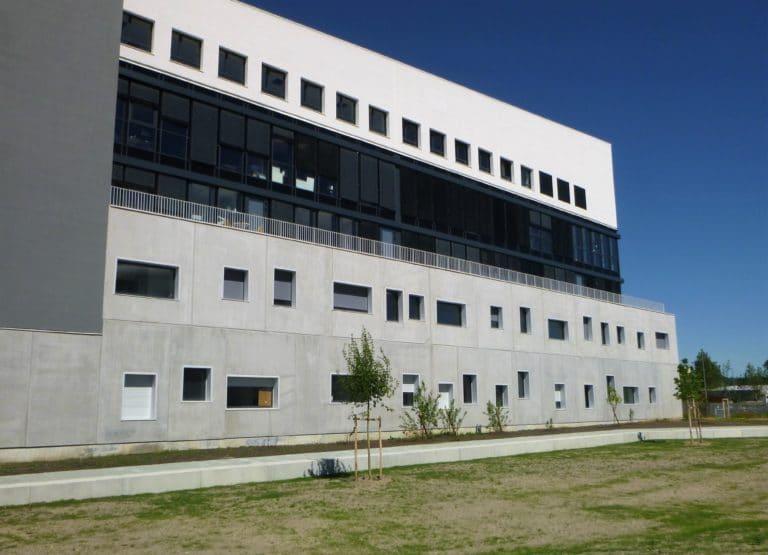 Interface Arena et nouvelle clinique du Tondu - Floirac, Atelier du Paysage Graziella Barsacq