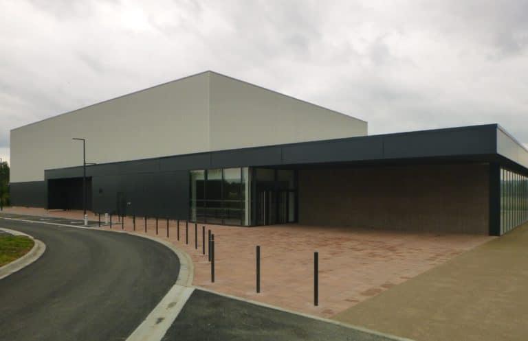 Salle de sport - Lescure d'Albigeois, CET Infra