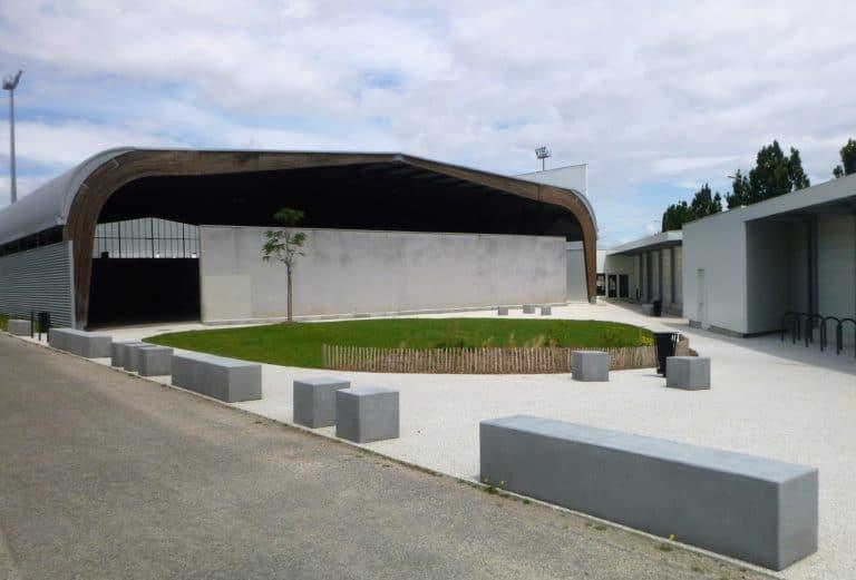 Stade Ladoumègue - Lormont, Stéphanie Cruchon