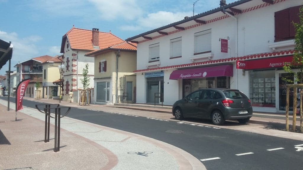 Rue Daste - Souston, Atelier Lavigne