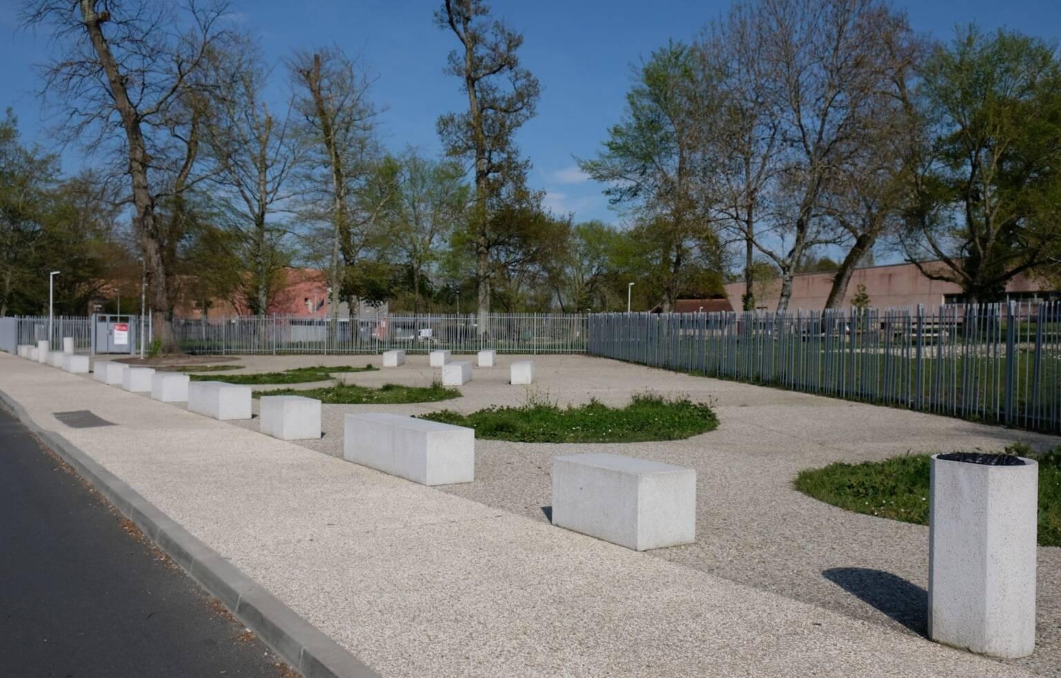 Lycée des Graves - Gradignan, LAFOURCADE & ROUQUETTE ARCHITECTES
