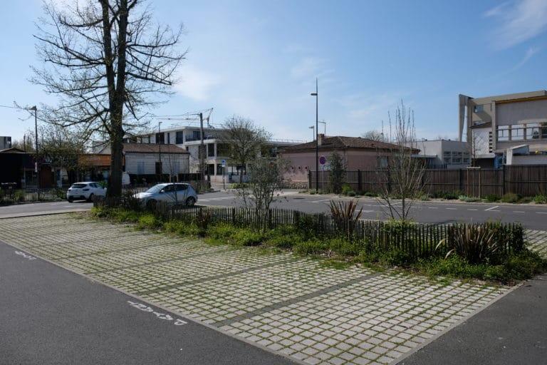 Parking Montaigne - Saint Médard en Jalles