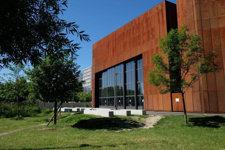 Gymnase Aubiers Ginko - Bordeaux, Signes Paysages