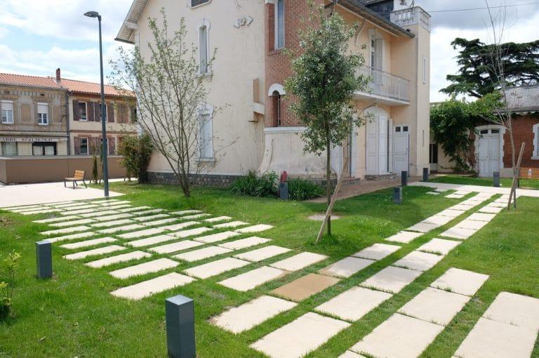 Projet de la Pradette - Muret, Atelier de paysage B. Lacointa