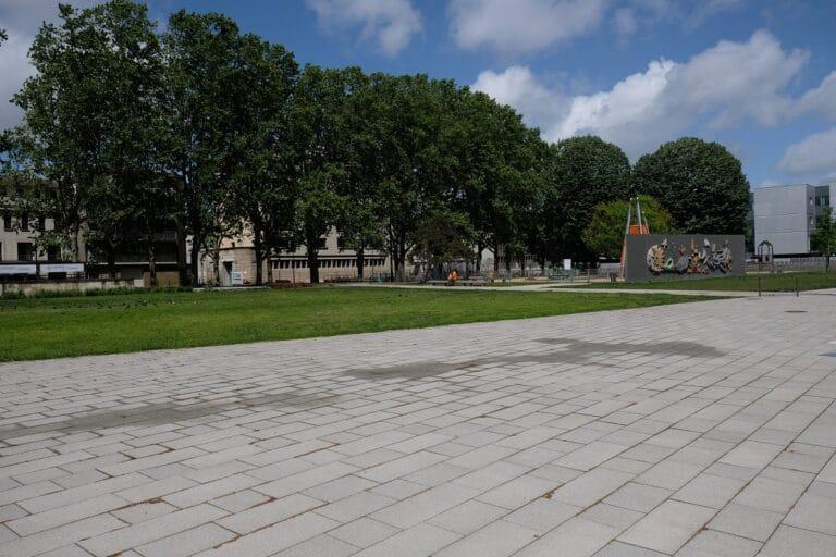 Place André Meunier - Bordeaux