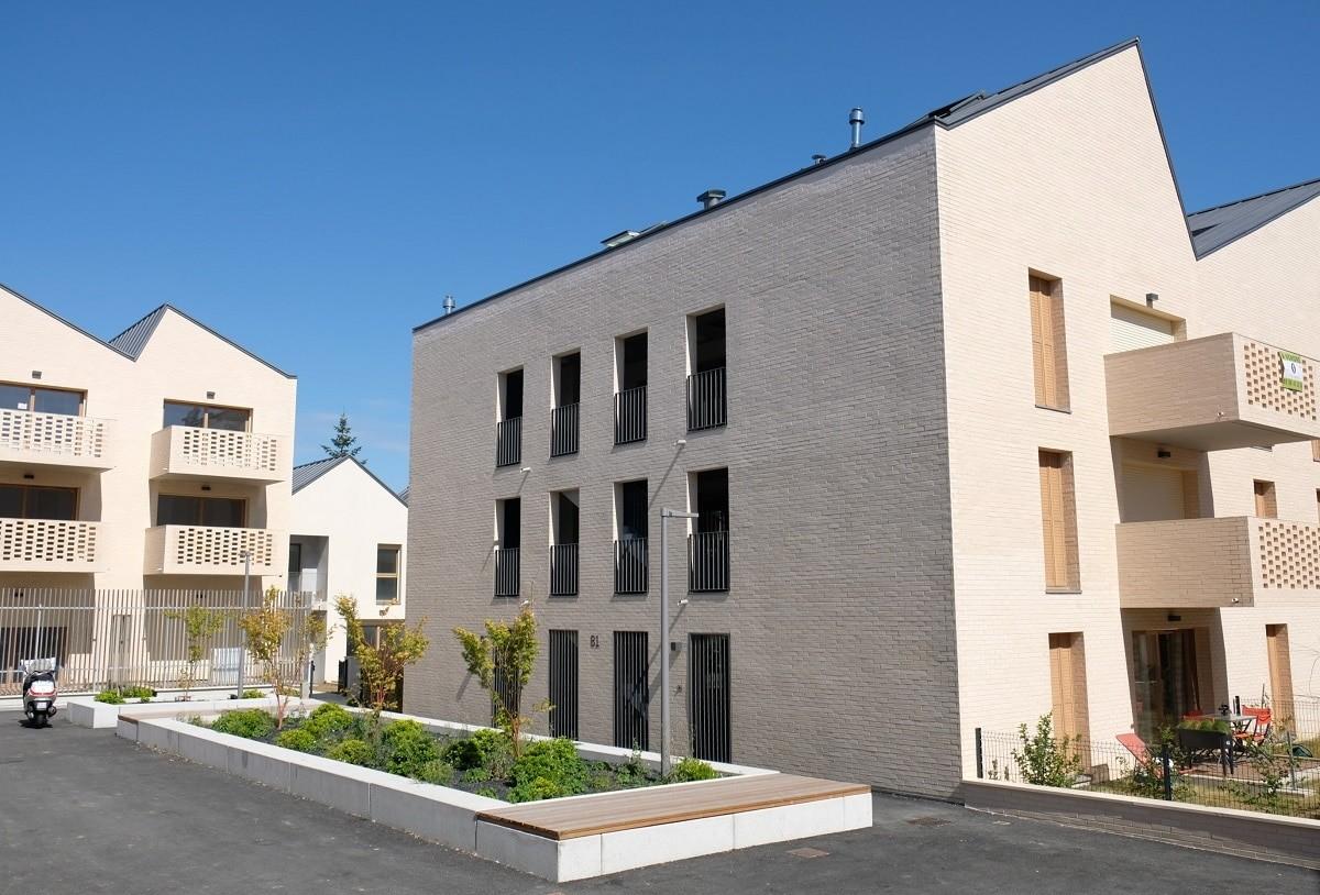 Projet Albert 1er - Bordeaux, Ecotech