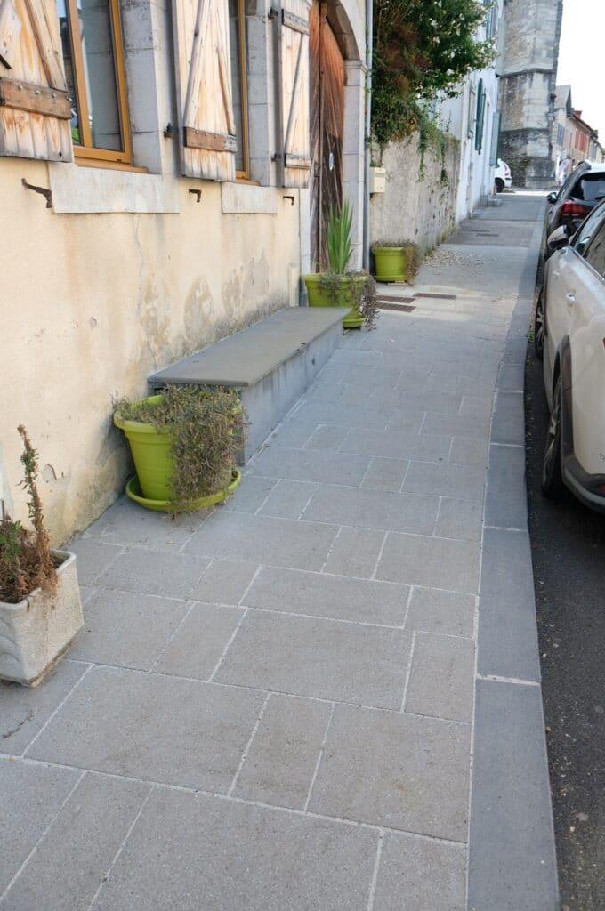 Rue Barada - Monein, CC Lacq Orthez