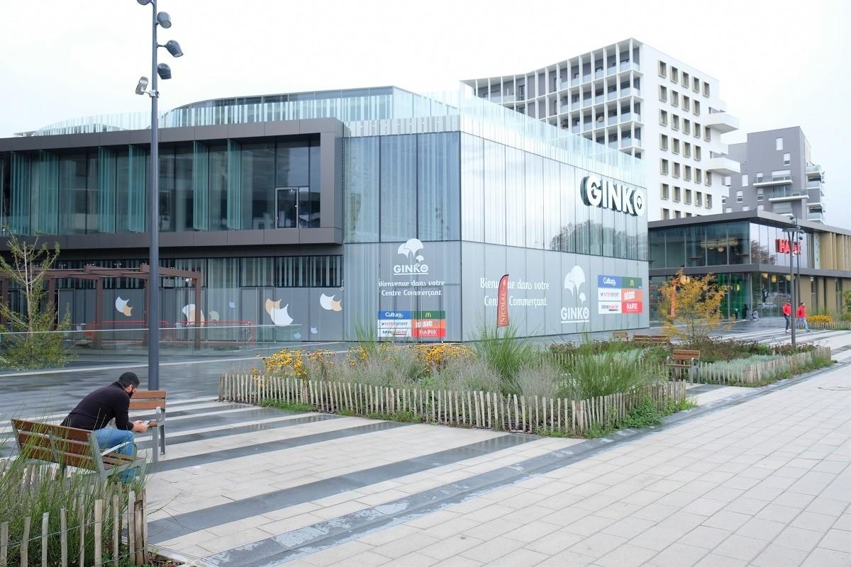 Ginko, avenue des 40 Journaux - Bordeaux, Bouriette & Vaconsin
