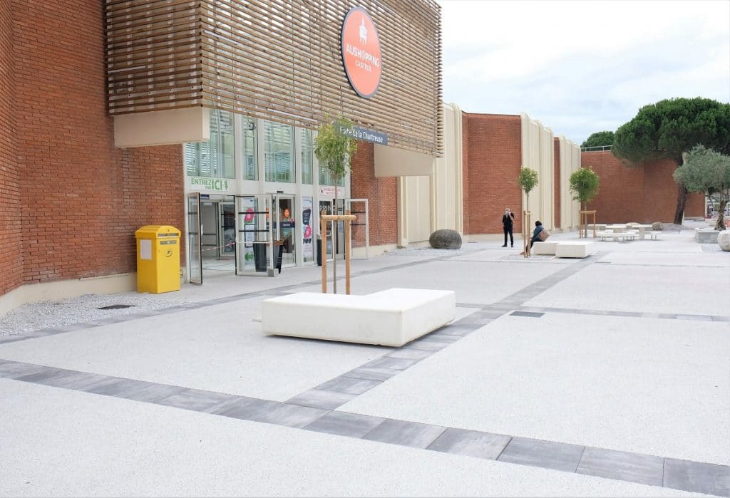 Auchan Castres, MARRAUD INGENIERE