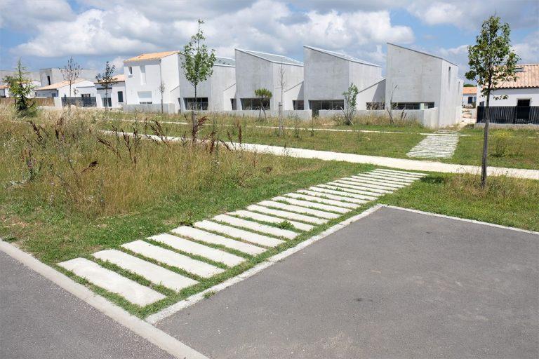 Projet de Vaux sur Mer, Atelier du Paysage Graziella Barsacq