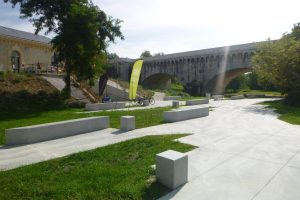 Myway - projet de s berges de Garonne