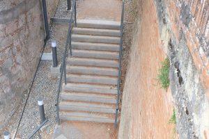 PVT - Lavaur - escalier 7