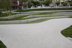 PVT - plaza de San Martín de la Mar, Santander 3